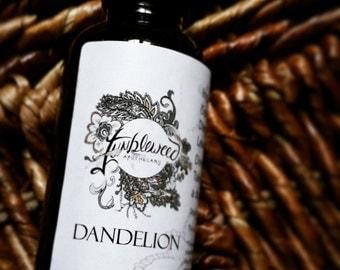 Dandelion : Tincture / Simple / Herbal Liquid Extract / Herbal Medicine