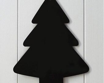 Christmas Tree Chalkboard - Chalkboard