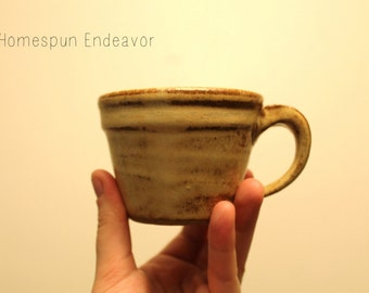 Handcrafted Coffee Mugs