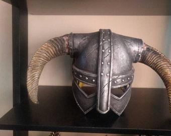 Skyrim,Dovakiin helmet,gaming,Cosplay