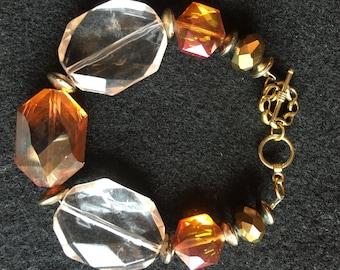 Handmade Amber Bracelet