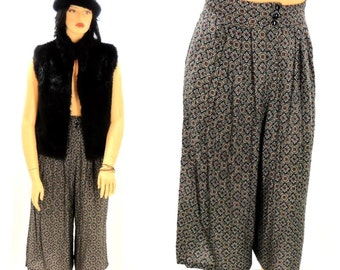 hippie wide leg pant – Etsy UK