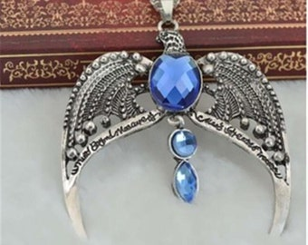 Ravenclaw Eagle Horcrux Necklace.