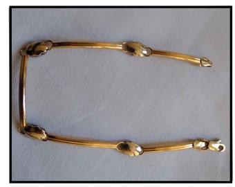 18 K Gold BRACELET / Bangle 18 K Gold.