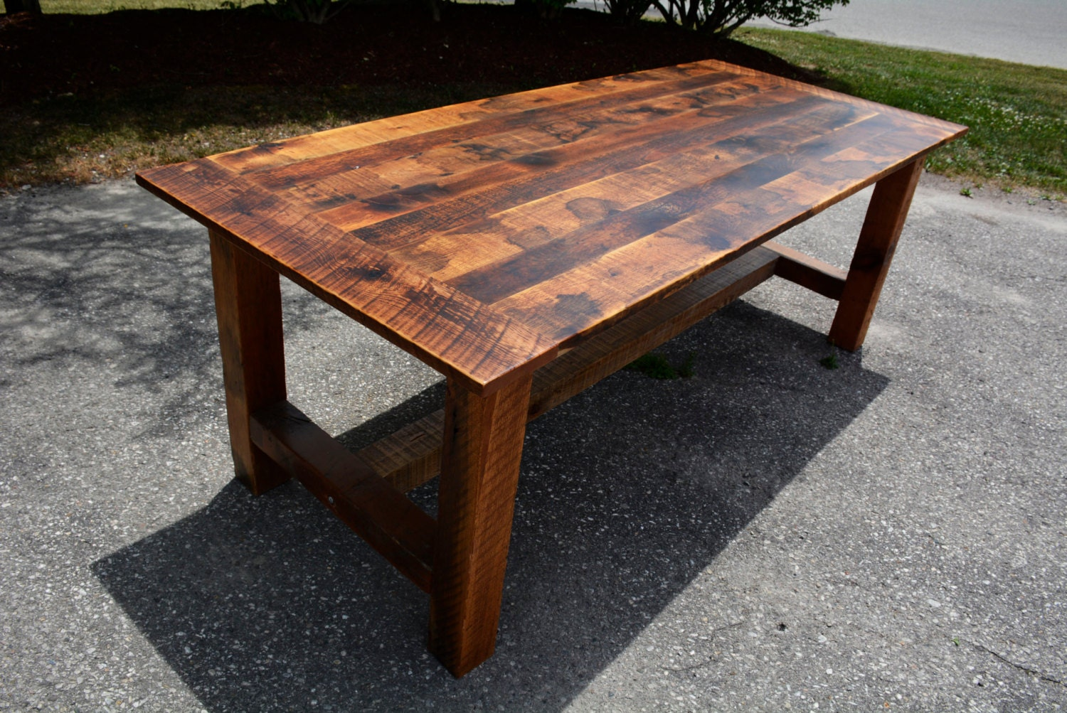 Rustic Reclaimed Barn Wood Harvest Table : ilfullxfull1009274750o33f from www.etsy.com size 1500 x 1003 jpeg 436kB