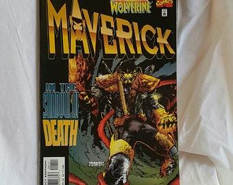 Maverick Comic Book
