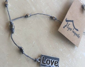 Love Cord Necklace