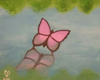 Butterfly Effect Painting