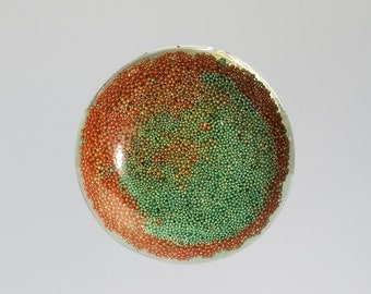 Resin with micro ring