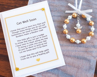 Get Well Soon Gift Bags/get well/gift bag/get well card