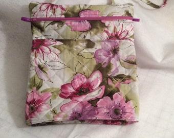 Quilted Cross Shoulder Bag