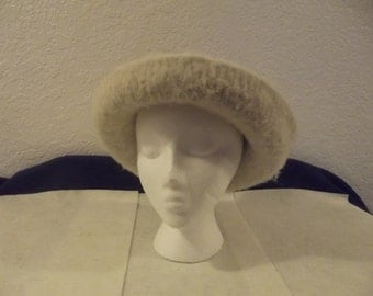 Hand Knitted Felted hats