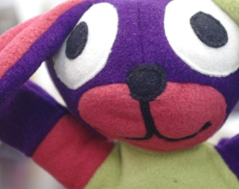 Scrappy Puppy, Plum, Poppy,Kiwi, Plushie, Stuffed Animals