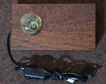 Items Similar To Galvanized Metal Pipe Lamp Handmade