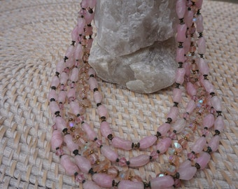 Vintage 5-strand Necklace