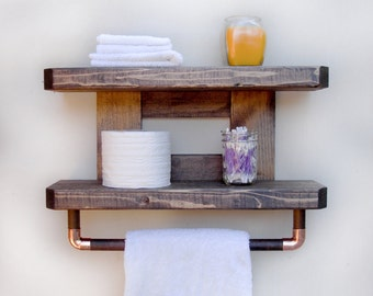 Bathroom Towel Holder, Bathroom Towel Storage