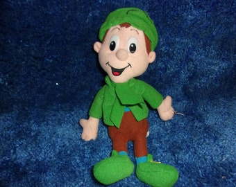 Lucky Charms Elf Cereal Premium Doll