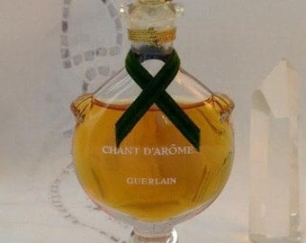 Guerlain, Chant d'Arômes, 3 ml. Decant, Pure Parfum Extrait, 1962, Paris, France ..