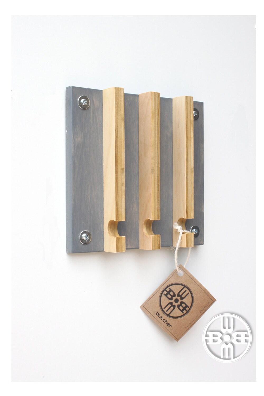 Industrial Modern Key Rack