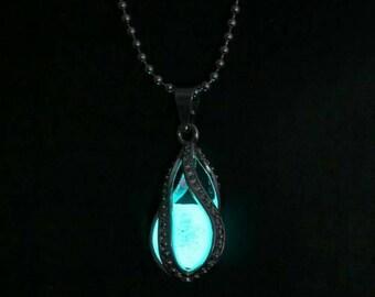 Illuminating Charm Necklace