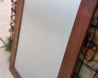 Framed Magnet Board