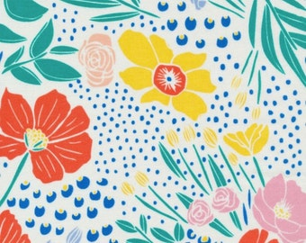Leah Duncan for Cloud 9: Secret Garden Fabric from Lore Collection