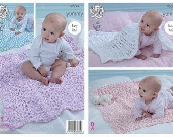 Blanket Knitting Pattern