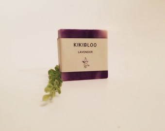 Lavender Soap Vegan Cold Process Soap By kikibloo