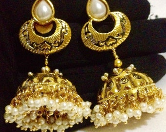 Clearance sale Indian ethnic earrring set| indian jewelry| indian ring