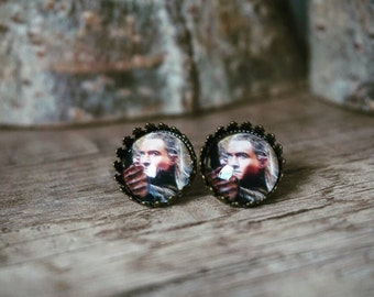 Legolas earrings