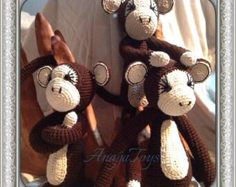 Monkey (AMIGURUMI)