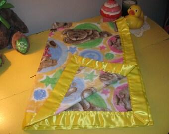 Soft Fleece Baby Blanket