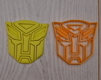Transformer Cookie Cutter (autobot)