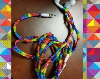 Crocheted Ear Buds
