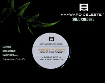 Hayward Celeste Honey Mocha Solid Cologne