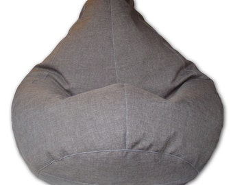 Bean bag chair cover for kids, teens, adults. Wide choice of colors!