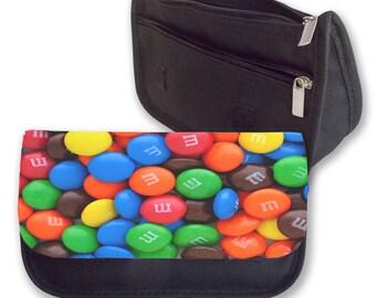 M&M'S Pencil case/ make up bag