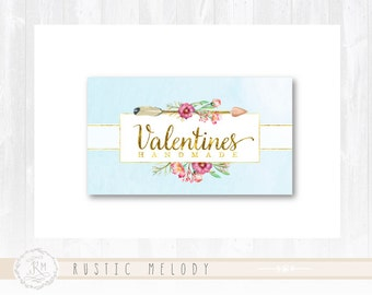 Business Card Logo Design Floral Business Card Photography Business Card Gift Card
