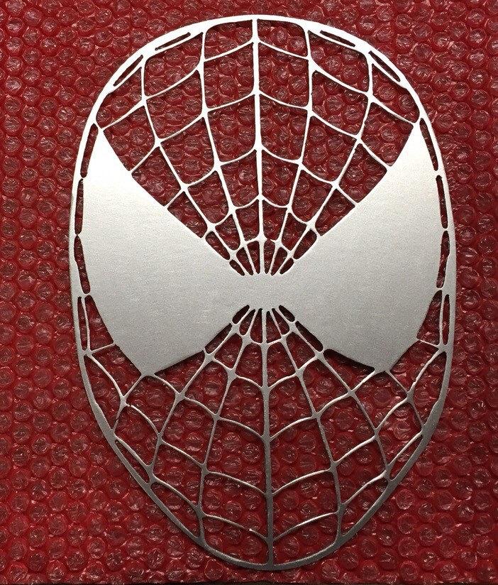 Spiderman Metal Wall Art Decoration Decor Kids By Mamwdesigns