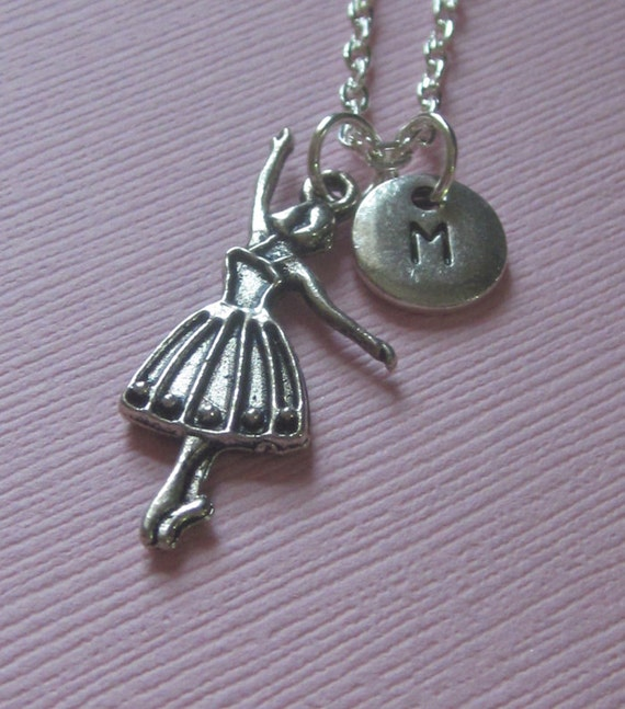 Ballet Charm Bracelet: Ballerina Charm Necklace Ballet Jewelry Gifts By