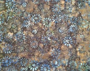 Floral Batik Tie Dye Shoulder Hippie Messenger Tote Bag Purse
