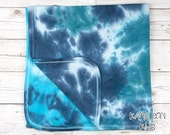 Blue Baby Blanket - Cotto...