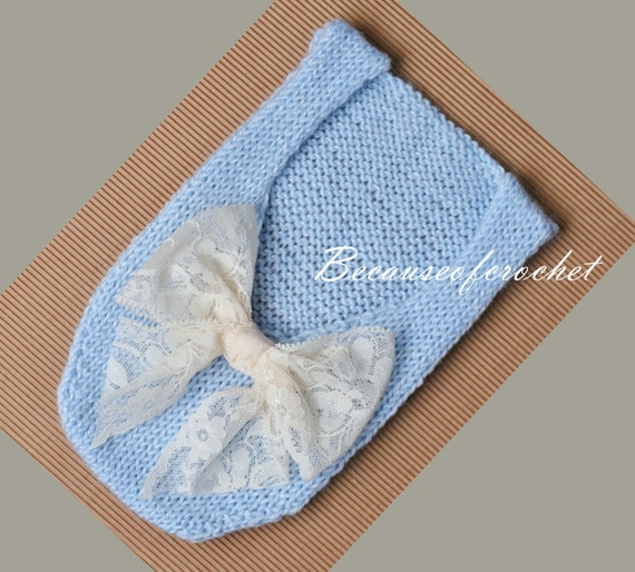Knitting Patterns Uk For Beginners : Pdf knitting pattern for beginners newborn baby romper size