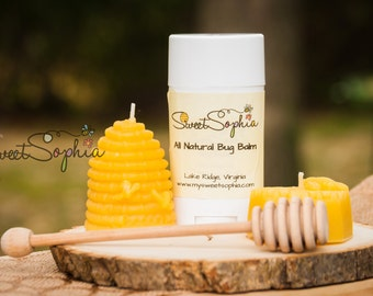 All Natural Bug Balm - Insect Repellant