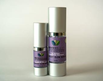 All Natural, Organic Midnight Glow Serum