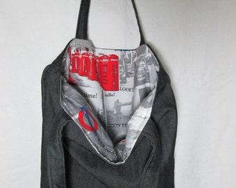 Jeans bag London
