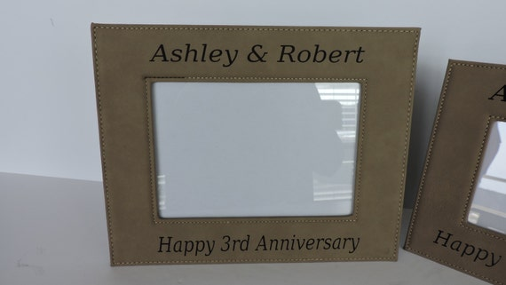 3rd Wedding Anniversary Leather Gifts