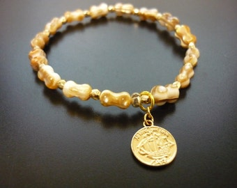 "OFFER: ""Pirate gold"" bracelet"