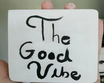 The Good Vibe Painting