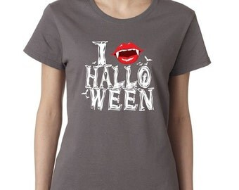 I FANG HALLOWEEN Ladies Shirt S-3XL
